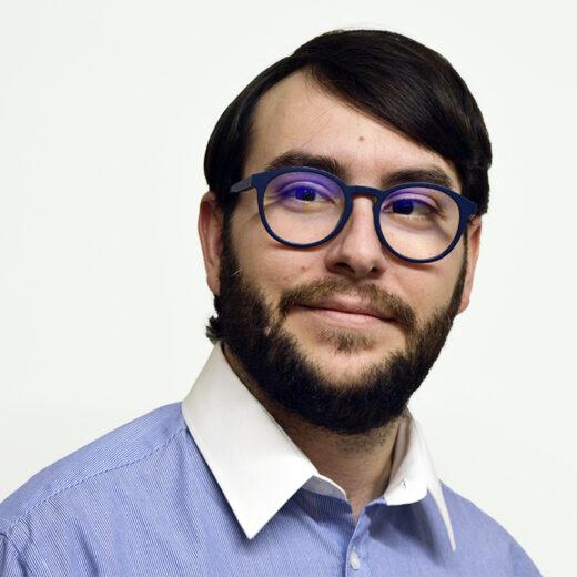 Our growing team: Dr Carlos Diaz Gil